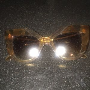 Illesteva hand made sunglasses